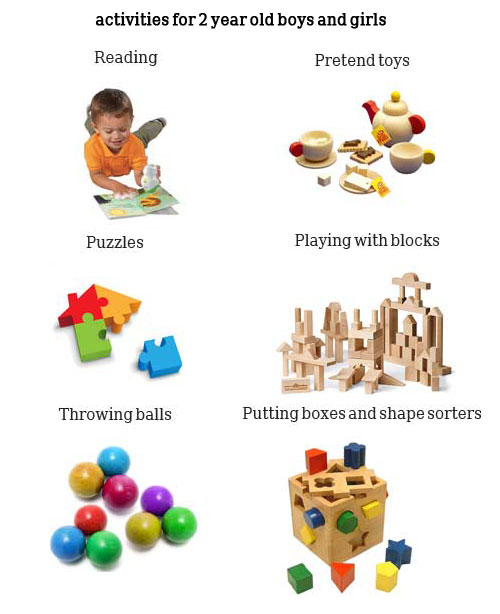 Activities For 2 Year Old Boys Toddlers Activities